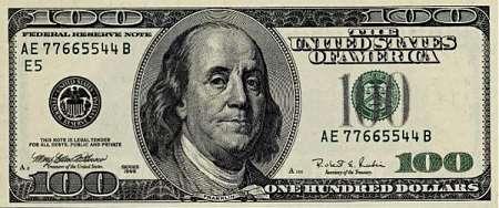 Stodolarová bankovka.