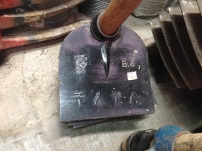 TATA steel is kind of a big deal.
