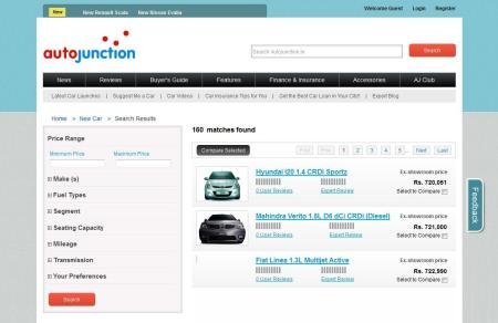 Car Sale Websites