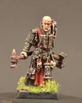 Fantasy-klassen, 1. plass: Eiriks Forgeworld limited ed. Warrior Priest