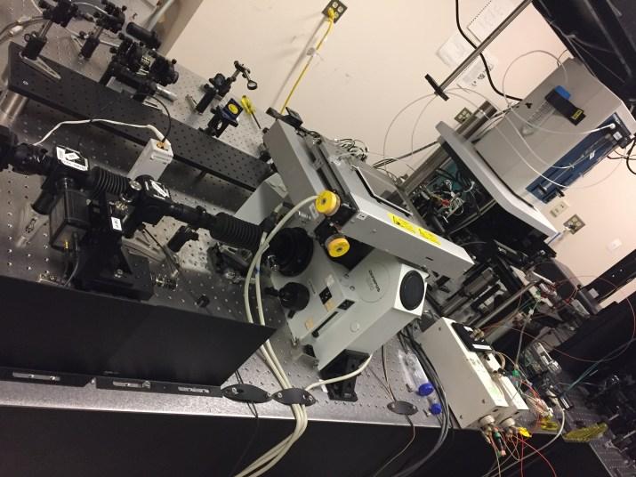 single-molecule-confocal-microscope