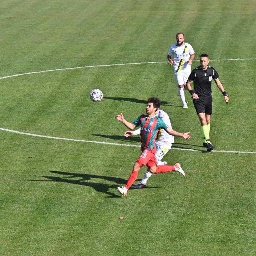 Misli.com 3. Lig: Osmaniyespor FK: 3 – Karşıyaka: 1