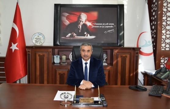 """Osmaniye İl Sağlık Müdürü Öznavruz: """"Covid-19'u yenen vatandaşlarımızı plazma bağışına davet ediyorum"""""""