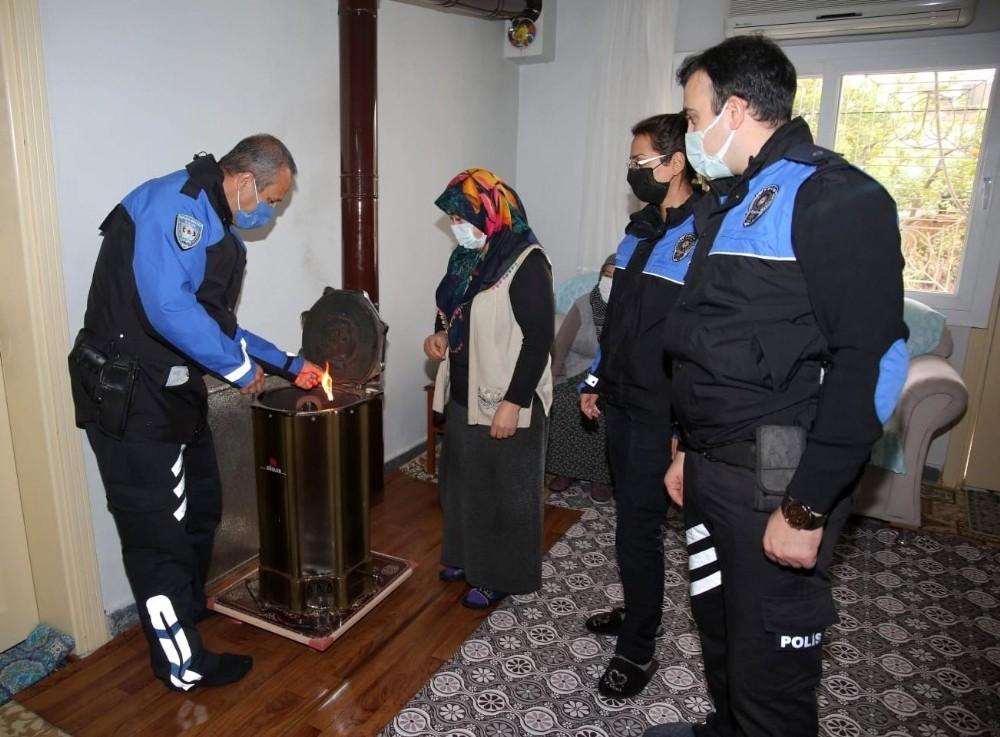 Toplum destekli polisten karbonmonoksit zehirlenmesi uyarısı