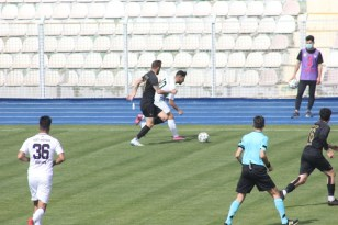 TFF 3. Lig: Osmaniyespor FK: 0 – Arhavispor: 0