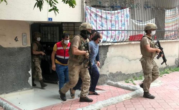 Osmaniye'de DEAŞ operasyonu: 3 gözaltı