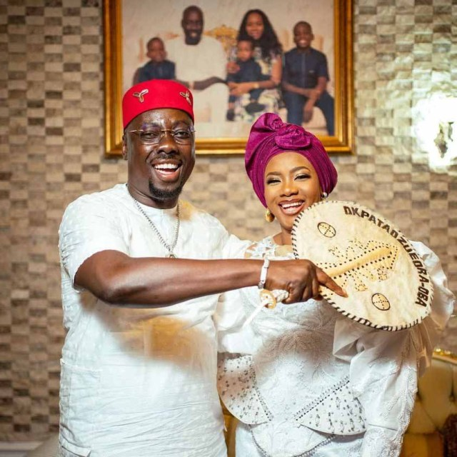 Obi Cubana's wife speaks out on ritual claims