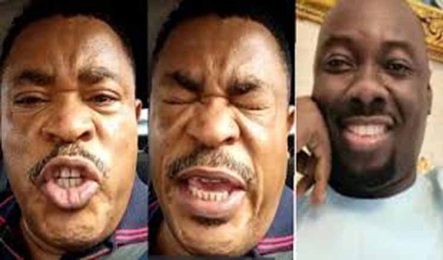 """Obi Cubana: My late mum has been appearing, requesting for re-burial"""" – Actor, Victor Osuagwu"""