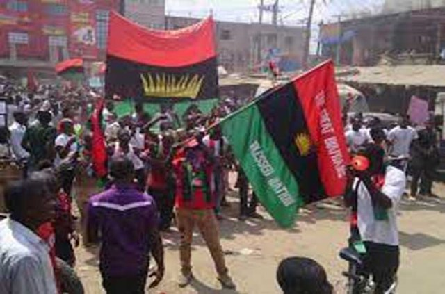 IPOB threatens One-month lockdown in South-east if FG fails to bring Kanu to Court