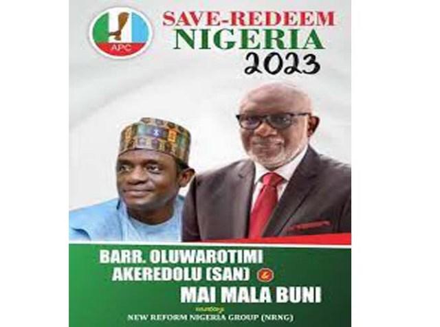 2023: I have no presidential ambition – Akeredolu