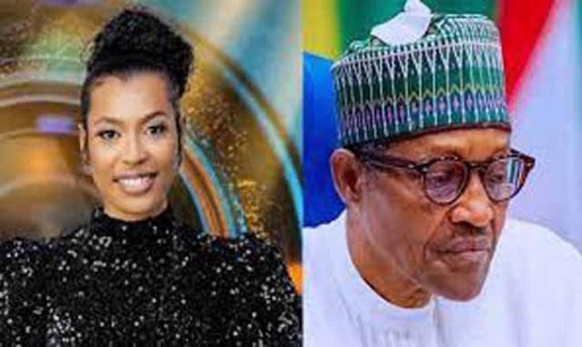 BBNaija: Even President Buhari can't ignore me – Nini