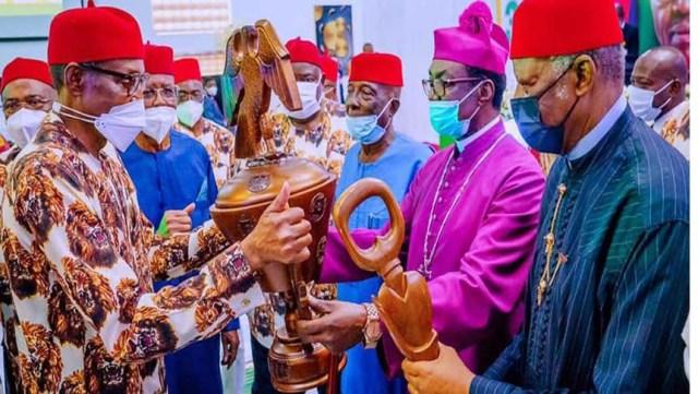 Biafra: Why Igbos should not leave Nigeria – Buhari