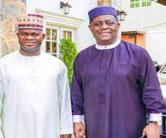 Agents of Satan from the pit of hell''- FFK reacts to reports accusing Kogi state governor, Yahaya Bello of fixing N20 bn state funds in a private account
