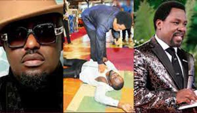 I Can Never Forgive Late Prophet T.B Joshua For What He Did To Me - Actor Jim Iyke