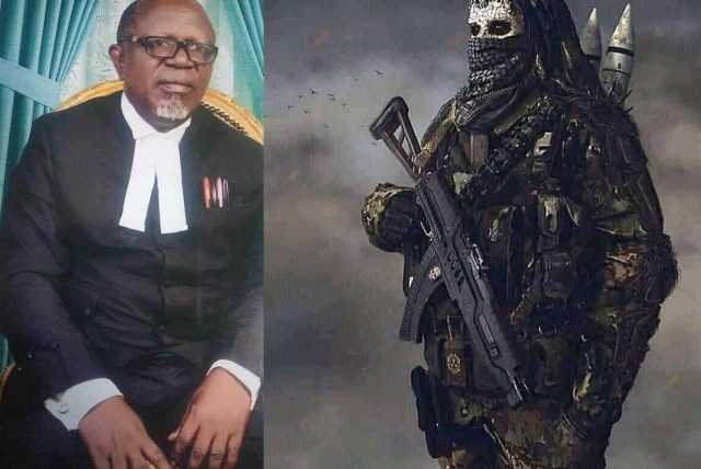 Face-to-Face Encounter with the Dreaded Unknown Gunmen -Barr Fabian Onwughalu