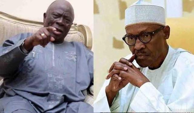 Buhari is the one encouraging Nnamdi Kanu, the Sunday Igbohos - Afenifere leader, Ayo Adebanjo