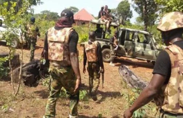 3 k*lled, several houses razed, as soldiers raid Imo community