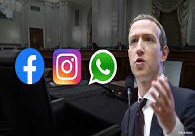 Mark Zuckerberg loses $6 Billion after Facebook, Instagram and Whatsapp Outage which lasted for 6 hours