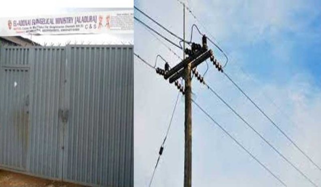 At least six d*ad as electric cable fall on church worshippers in Lagos