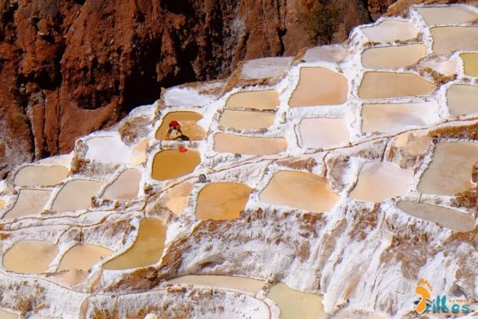 Salineras de Maras - Peru