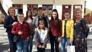 Učesnici konkursa iz naše škole