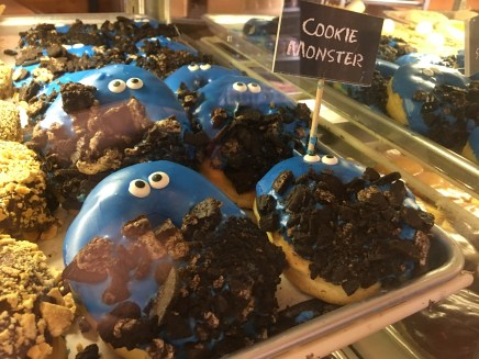 Cookie Monster (Hurts Donut - Norman)