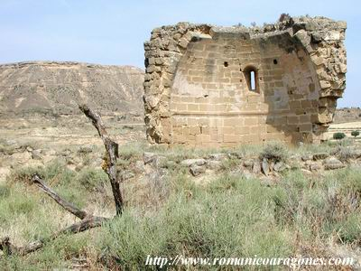 La Masadera, Lastanosa y Pallaruelo de Monegros