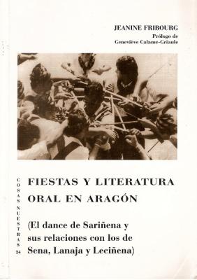 El habla de Los Monegros según la lingüista Jeanine Fribourg