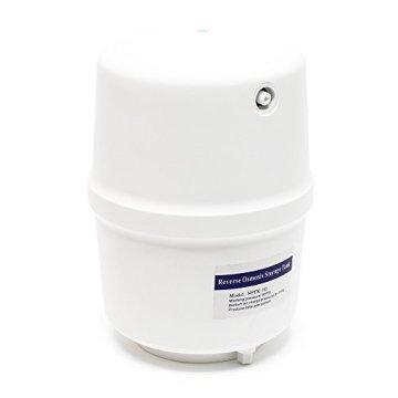 Naturewater 5 Stufen Umkehrosmose RO 180 L/Tag mit Druckerhöhungspumpe und manuellem Ventil - 2