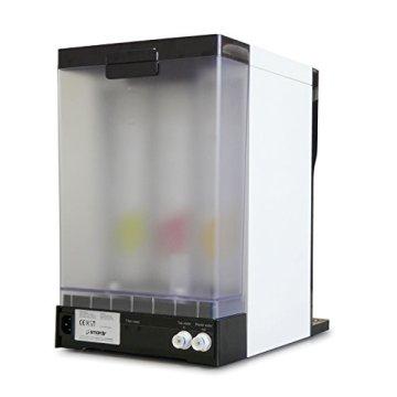 smardy blue R100 Premium Wasserbar - benötigt keinen Wasseranschluss - Quick Change Umkehrosmoseanlage Wasserfilter 5 Stufig - kalkfreies Trinkwasser – spendet kaltes, warmes, heißes Wasser - 6