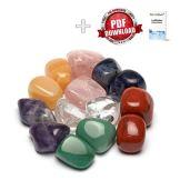 Großes Wasseredelstein-Set | Mischung mit 7 beliebten Sorten | Premium Wassersteine zur Herstellung von Edelsteinwasser | Edelsteine - 1