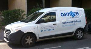 Traitement d'eau - Osmoze