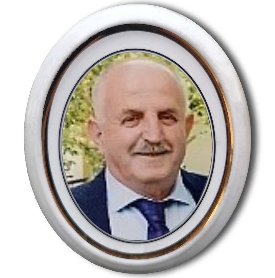 Stjepan Leko posljednji pozdrav od djece