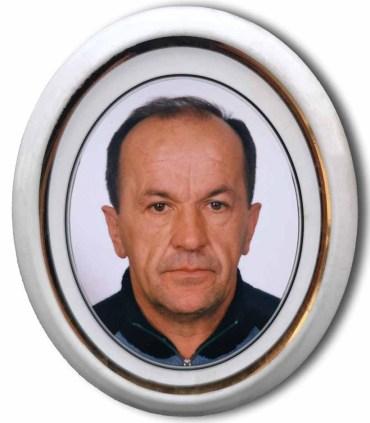 Jozo Mihaljević posljednji pozdrav od obitelji