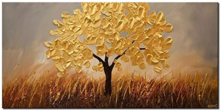 Výsledek obrázku pro gold image painting
