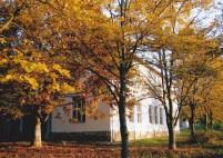 Школа у Великој Плани у јесен