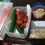 冷蔵庫に食材が入る前の『習慣』