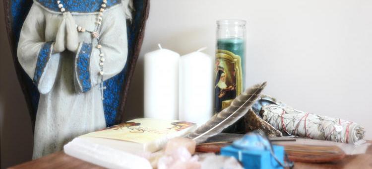 Altar dos Anjos