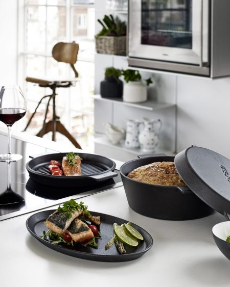 Morso Cocotte, Grill and frying dish