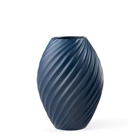 Morso River Vase Blue - Medium
