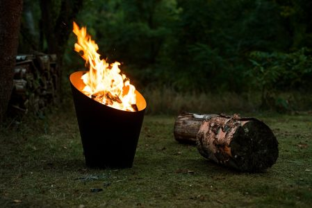 A photo of the Morso Fire Pot