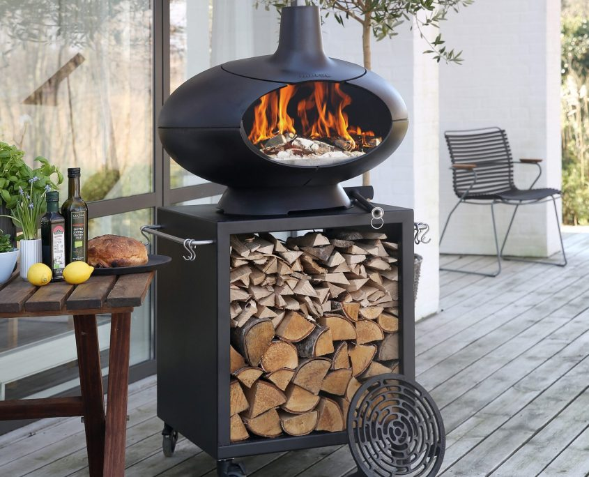 Morsø Forno Outdoor Pizza Oven - Terra Set