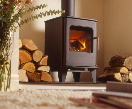 morso O4 multifuel radiant stove