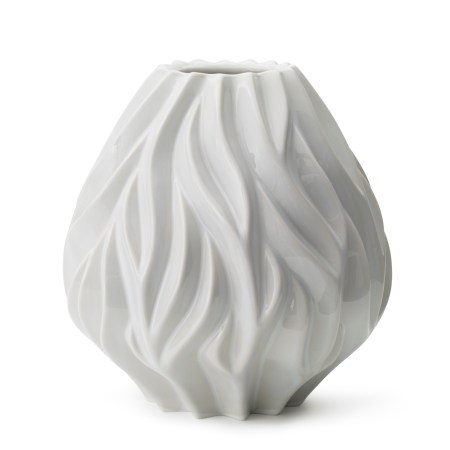 morso flame vase white large