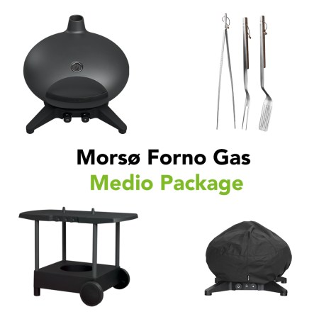 Forno Gas Medio Package