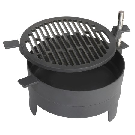 morso grill 71 table - cast iron bbq