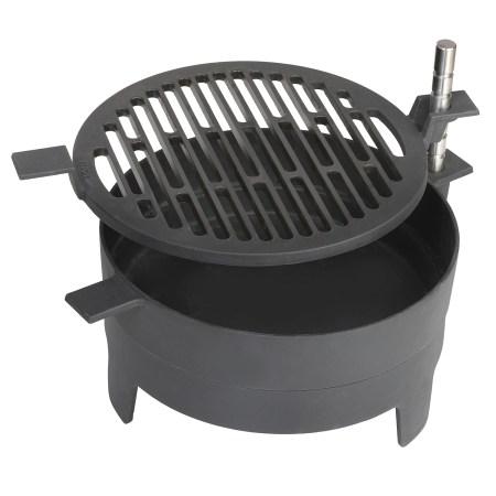 morso grill 71 table - cast iron bbq