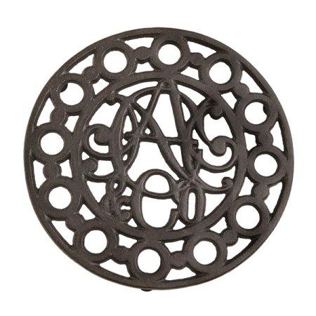 cast iron nac morso trivet for kitchen or stove