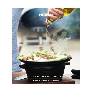 morso outdoor cooking cookbook