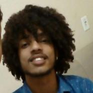 O modelo, rapper e produtor de eventos Dan Soares